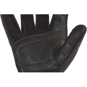 Black Diamond Midweight Windblock Fleece Gloves black